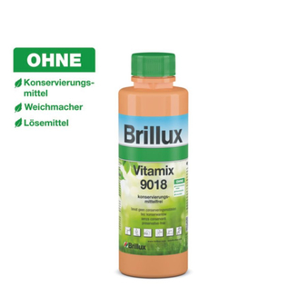 Brillux Vitamix 9018 / 500 ml orange